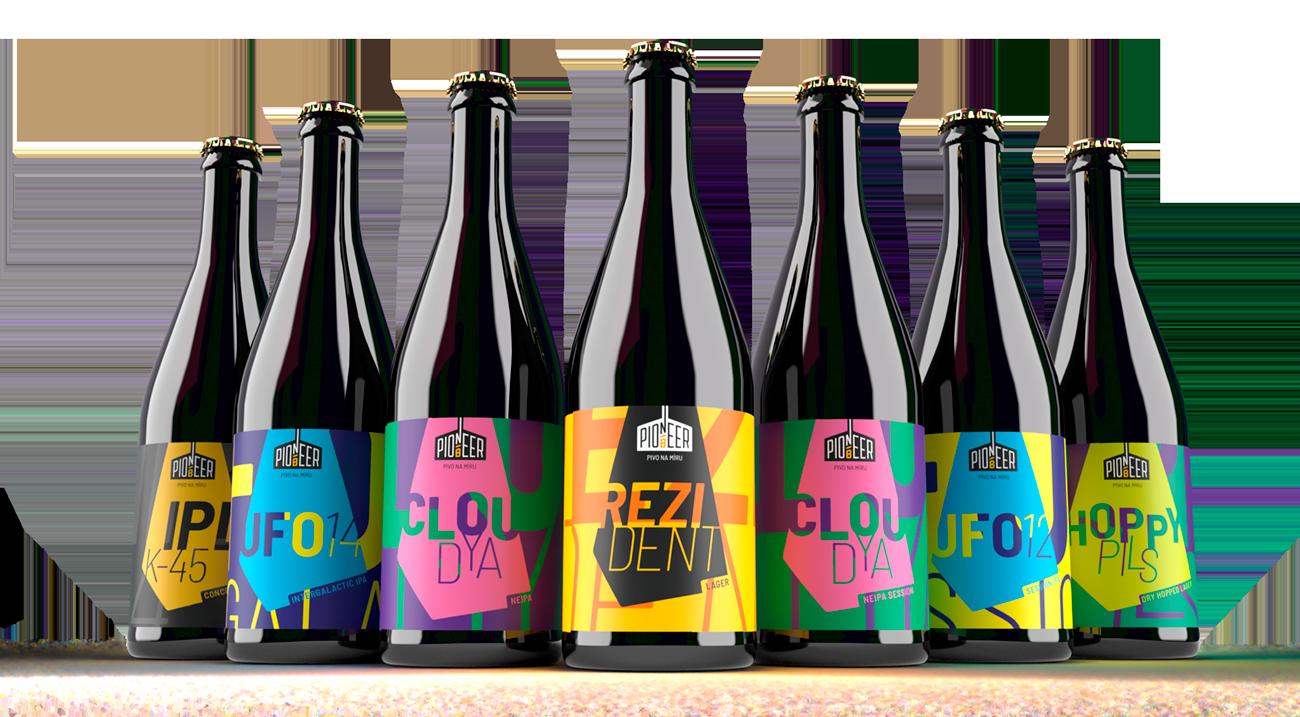 Pioneer-Beer-Piva—skupina